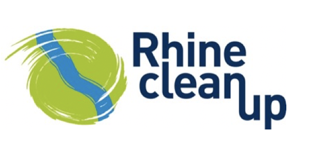 RHINE CLEAN UP LOGO