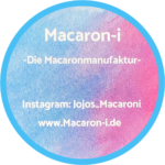 macaron-i Eiscafe in Zons am Rheinturm