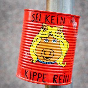 Kippendose_Rheincleanup Zons
