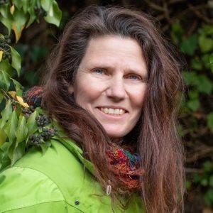 Karin Schwanfelder - Gründerin der Rhein Clean Up Dormagen Zons Gruppe