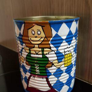Kippendose_Rheincleanup Zons Motiv Bayern