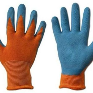 Gummi-Handschuhe